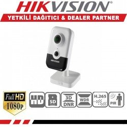 Haikon DS-2CD2423G0-IW, 2MP wifi Küp Kamera