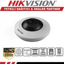 Haikon DS-2CD2955FWD-IS, 5MP Fisheye Kamera