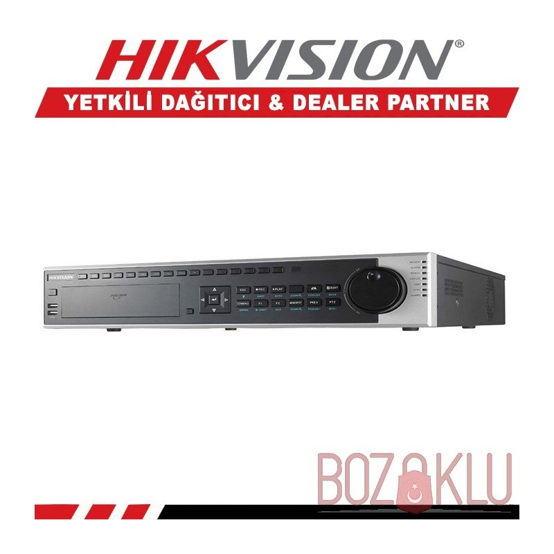 Haikon DS-8632NI-I8, NVR 32 Kanal Network Video Kayıt Cihazı