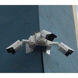 Güvenlik Kamerası Köşe Bağlantı Aparatı