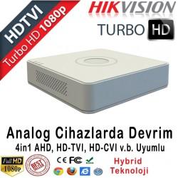 Haikon DS-7104HGHI-F1, 4 Kanal DVR XVR