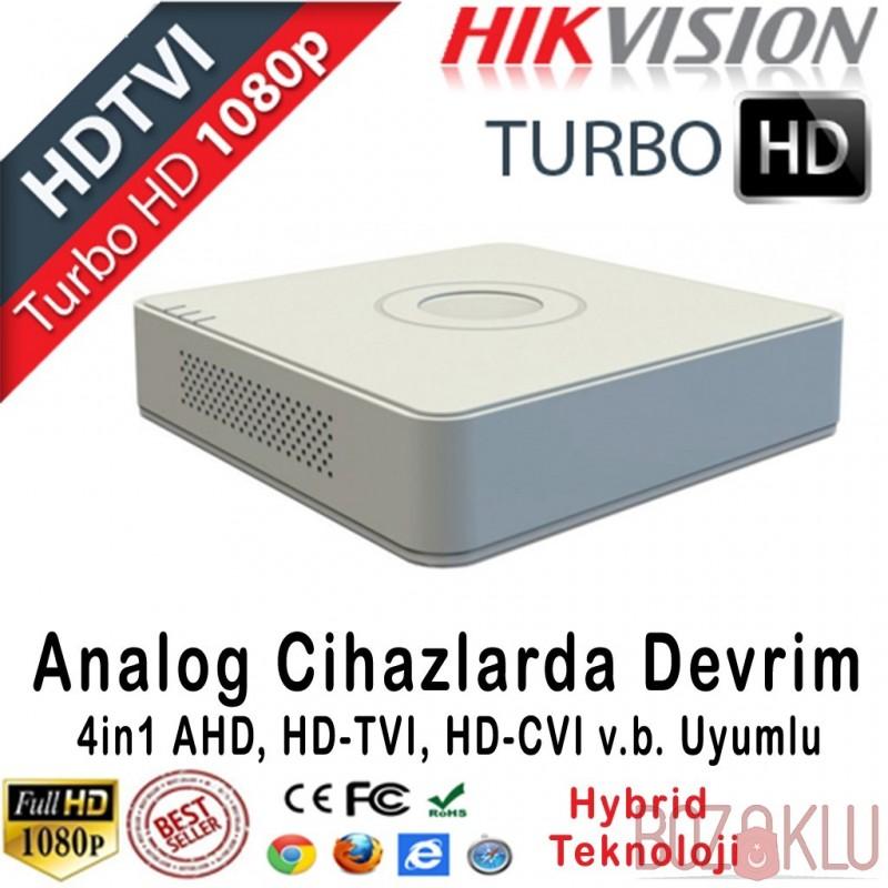 Haikon DS-7104HGHI-F1 DVR 4 Kanal HD-TVI Kayıt Cihazı