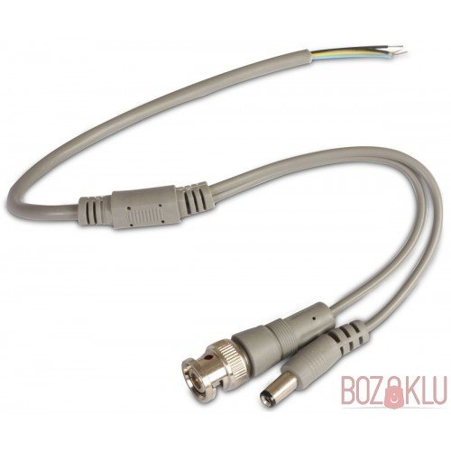 Hazır Bnc Power Kamera Kablosu