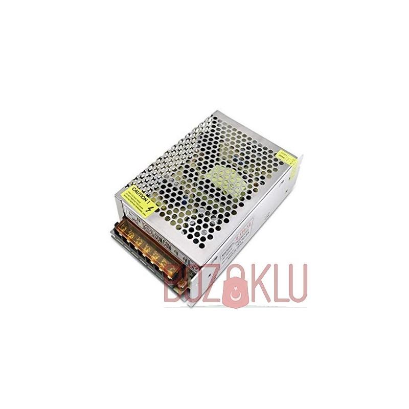 12V 30A Metal iç Mekan Adaptör SMPS