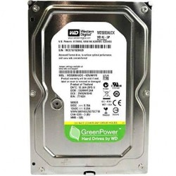 WD 500GB HDD