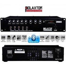 Polaxtor Plx-150 Power Mixer Anfi 5 Kanal 150W