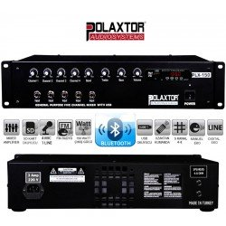 Polaxtor Plx-150 Power Mixer Anfi 5 Kanal 150W