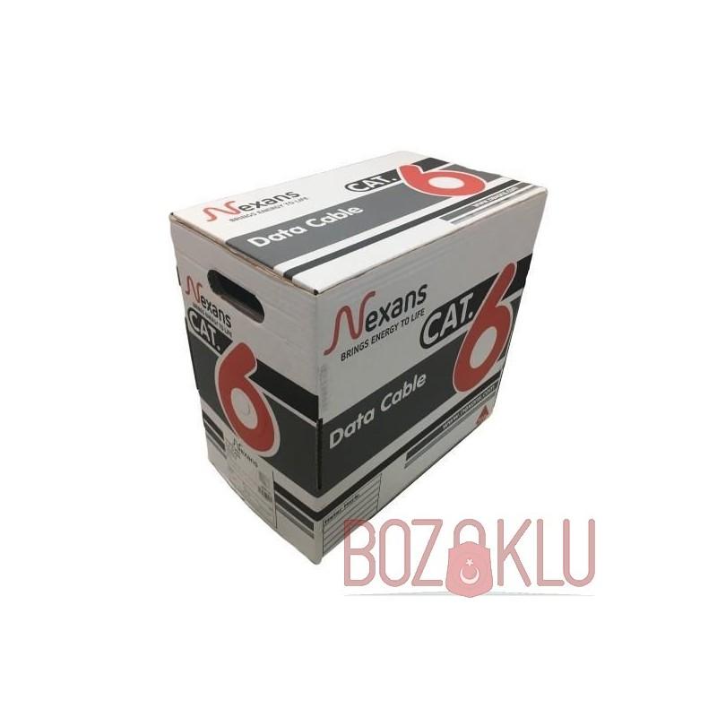 Nexans Cat6 Kablosu 23 AWG 100 Metre