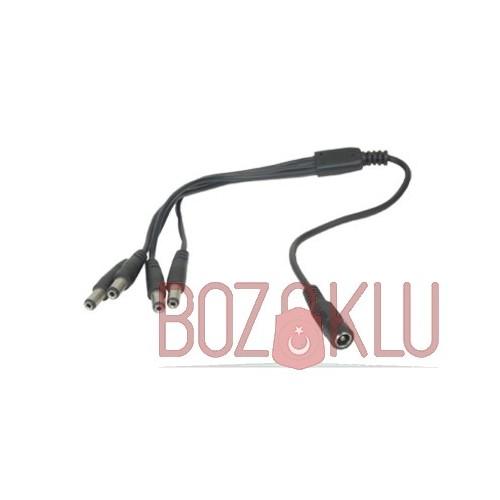 DC Adaptör Çoklayıcı Kablo