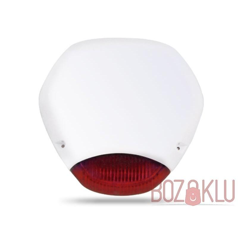 Harici Siren Yürüyen LED'li AS290