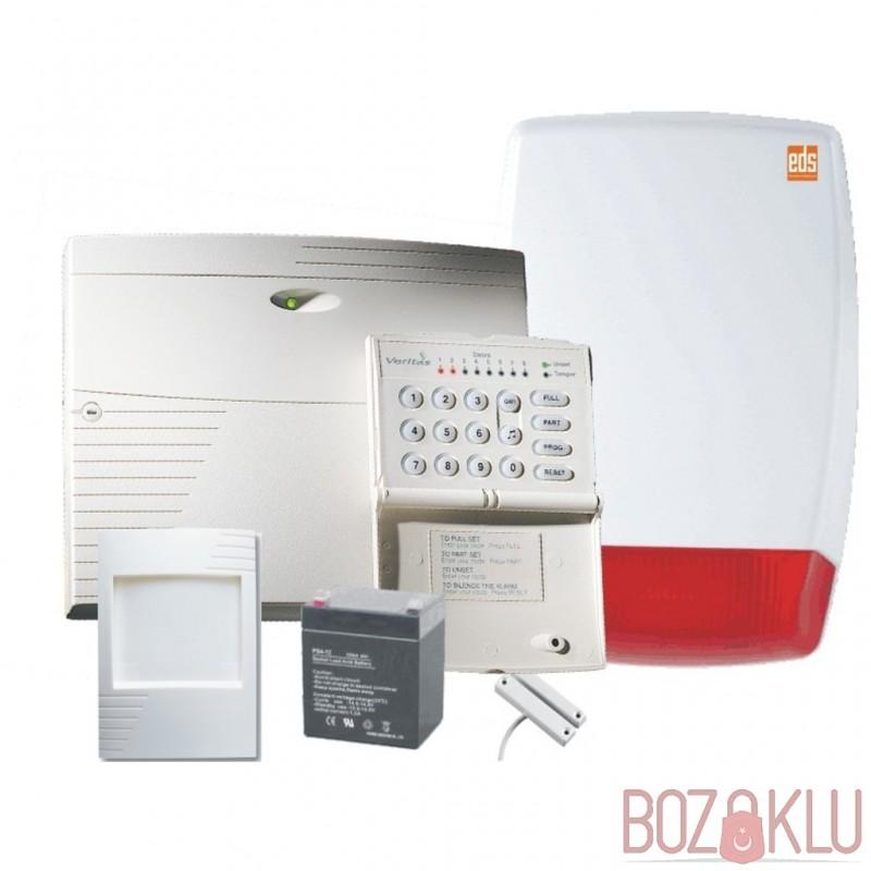 Texecom Premier 412 Alarm Seti
